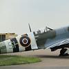 Supermarine Spitfire - AB910 - RAF Coningsby (May 2016)