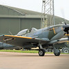 Spitfire - TE311 - RAF Coningsby (May 2016)