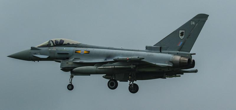 Eurofighter Typhoon - FGR4 - ZJ931 - DA - 11th Sqn - RAF Coningsby (June 2016)