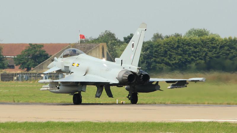 Eurofighter Typhoon - FGR4 - ZJ939 - DN - 11th Sqn - RAF Coningsby (July 2016)