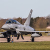 Eurofighter Typhoon - T3 - ZK380 - 380 - RAF Coningsby (April 2018)