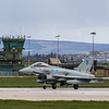 Eurofighter Typhoon - FGR4 - ZK314 - 314 - 6th Sqn - RAF Lossiemouth (May 2018)
