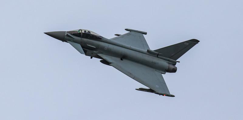 Eurofighter Typhoon - FGR4 - ZJ939 -  939 - RAF Coningsby (February 2019)