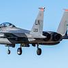 F15-E Strike Eagle - 48FW - 494FS - LN AF 96-0201 - RAF Lakenheath (March 2019)