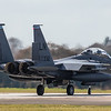 F15-E Strike Eagle - 48FW - 492FS - LN AF 91-0332 - RAF Lakenheath (March 2019)