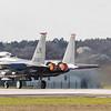 F15-E Strike Eagle - 48FW - 494FS - LN AF 00-3002 - RAF Lakenheath (March 2019)