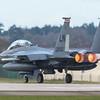 F15-E Strike Eagle - 48FW - 494FS - LN AF 01-2000 - RAF Lakenheath (March 2019)