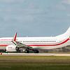 Boeing 737-800 - Polish Airforce - 0110 - RAF Lakenheath (March 2019)