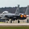 F15-E Strike Eagle - 48FW - 492FS - LN AF 91-0301 - RAF Lakenheath (March 2019)