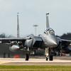 F15-E Strike Eagle - 48FW - 492FS - LN AF 91-0307 - RAF Lakenheath (March 2019)