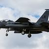 F15-E Strike Eagle - 48FW - 492FS - LN AF 91-0321 - RAF Lakenheath (March 2019)