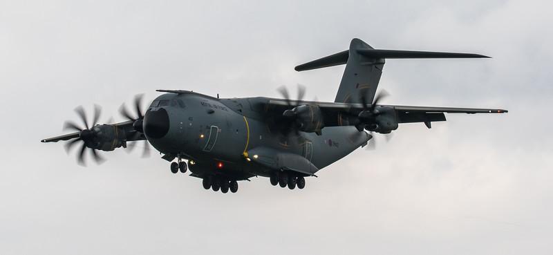 Atlas A400 - RAF - ZM412 - RAF Brize Norton (March 2019)