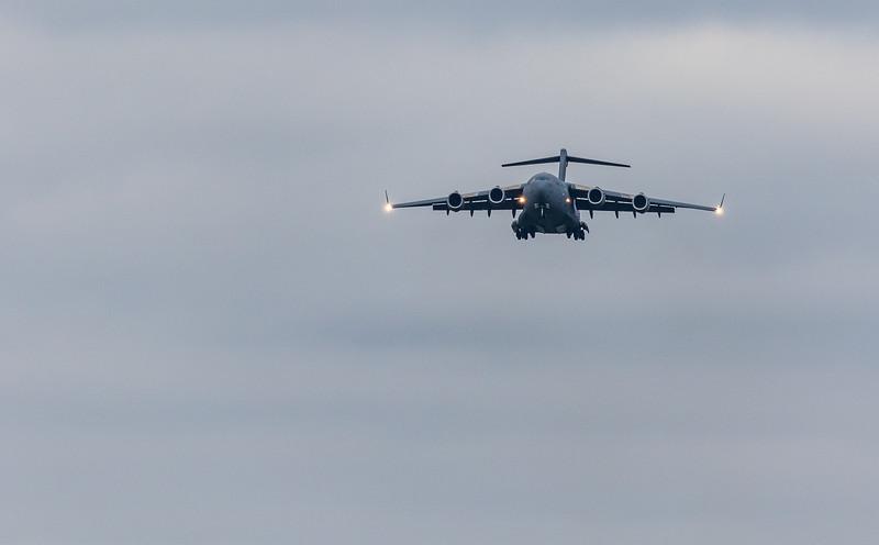 C17 Globemaster III - RAF - ZZ172 - RAF Brize Norton (March 2019)