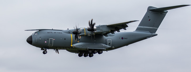 Atlas A400 - RAF - ZM417 - RAF Brize Norton (March 2019)