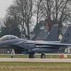F15-E Strike Eagle - 48FW - 494FS - LN AF 92-0364 - RAF Lakenheath (March 2019)