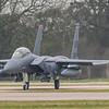 F15-E Strike Eagle - 48FW - 494FS - LN AF 01-2001 - RAF Lakenheath (March 2019)