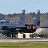 F15-E Strike Eagle - 48FW - 494FS - LN AF 91-0309 - RAF Lakenheath (March 2019)