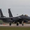 F15-E Strike Eagle - 48FW - 494FS - LN AF 91-0329 - RAF Lakenheath (August 2020)