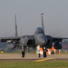 F15-E Strike Eagle - 48FW - 494FS - LN AF 01-2003 - RAF Lakenheath (September 2020)