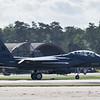 F15-E Strike Eagle - 48FW - 492FS - LN AF 91-0308 - RAF Lakenheath (September 2020)