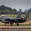 F15-E Strike Eagle - 48FW - 492FS - LN AF 91-0303 - RAF Lakenheath (September 2020)