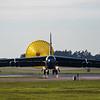 Boeing B-52H Stratofortress - USAF - 5BW - 23rd BS - MT AF 61-1034 - RAF Fairford (September 2020)