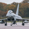 Eurofighter Typhoon - FGR4 - ZK318 - 318 - RAF Coningsby (November 2020)