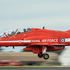 BAE Hawk T1 - Red Arrows - RAF Fairford (July 2016)