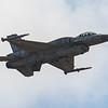 F16 Falcon - Polish Airforce - RIAT - RAF Fairford (July 2018)