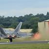F22 Raptor - USAF - RAF Fairford RIAT (July 2016)