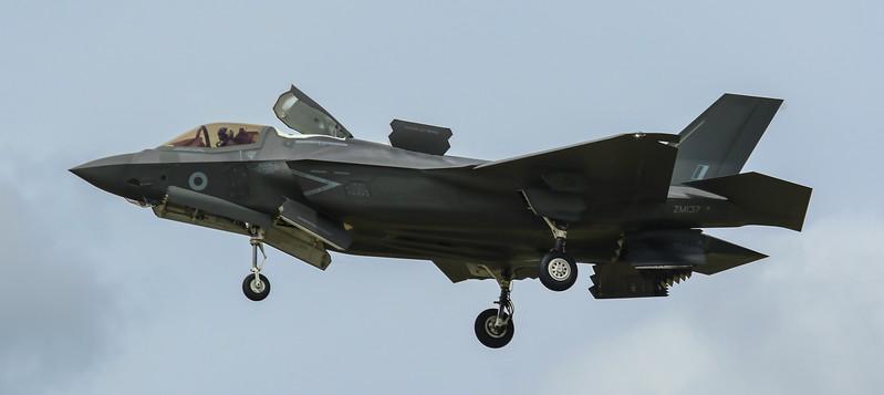 F35B Lightning 2 - RAF - ZM137 (July 2016)