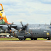 C-130E Hercules - Pakistan - 6th Squadron - Special Tail (July 2016)