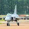 JAS-39C Gripen - Swedish AF (July 2016)
