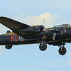 Avro Lancaster - RAF Coningsby (July 2016)