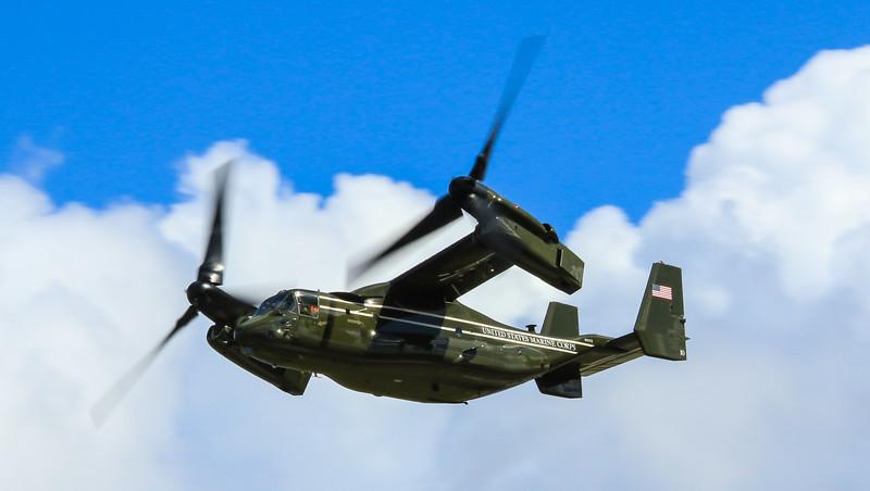 CV22 Osprey - US Marine - RAF Mildenhall (April 2016)