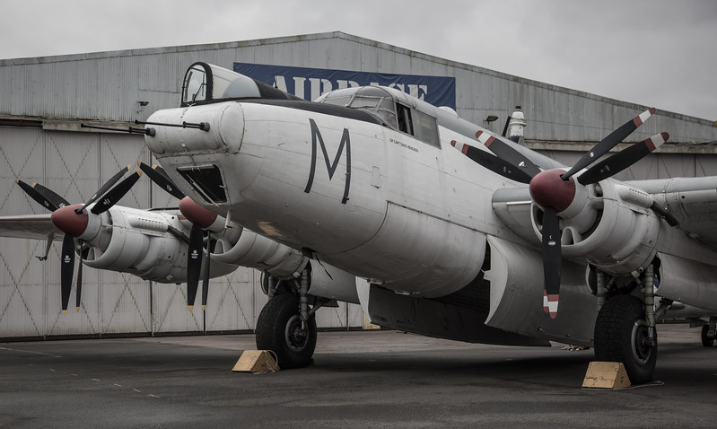 Avro Shackleton - Timeline Event - Coventry Airport (February 2016)