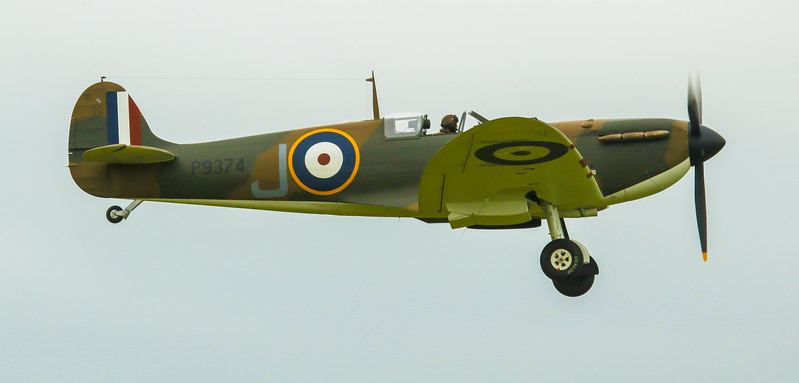 Spitfire Mk1 - P9374