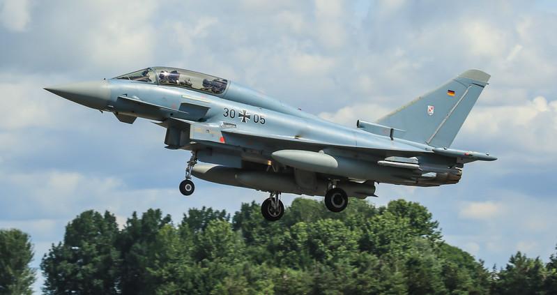 Eurofighter Typhoon - German - TLG31 (July 2016)