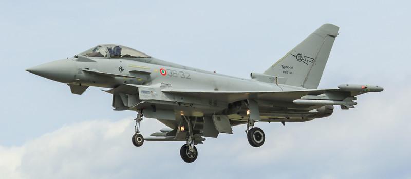 Eurofighter Typhoon - Italian - RSV - FGR4 (July 2016)