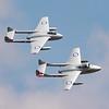de Havilland Vampire - FB.52 & T.55 - RIAT - RAF Fairford (July 2018)