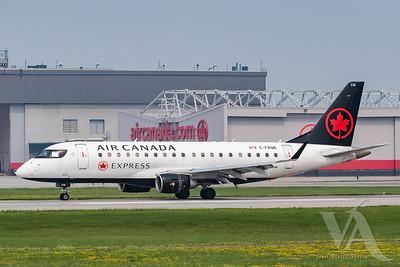 Air Canada Express EMB-175 (C-FRQN)