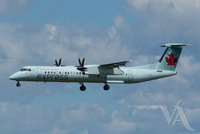 Air Canada Express Dash 8-400 (C-GJZA)_A0087