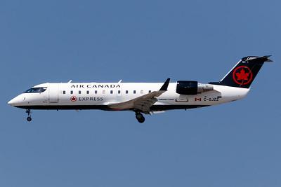 Air Canada Express CRJ-200 (C-GJZZ)