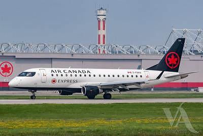 Air Canada Express EMB-175 (C-FEKS)
