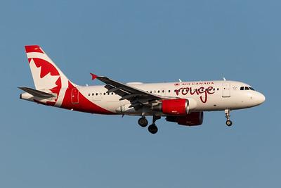 Air Canada Rouge A19-100 (C-GITR)