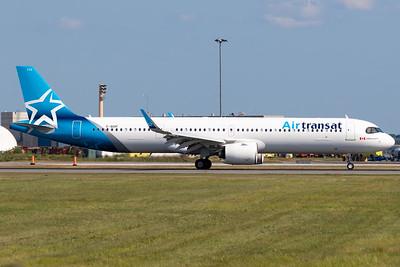 Air Transat A321-200NX (C-GOIF)