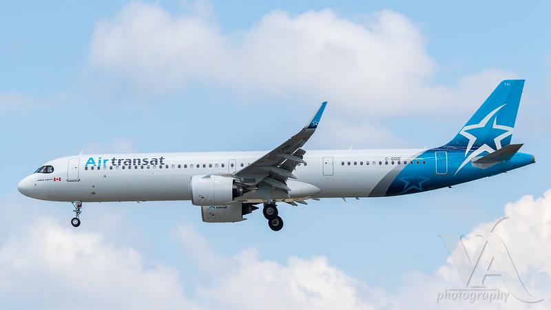 Air Transat A321-200NX (C-GOIE)