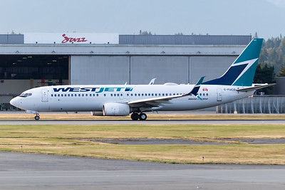 WestJet B737-800 (C-FUCS)