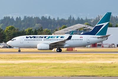 WestJet B737-700 (C-GWJO)