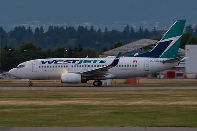 WestJet B737-700 (C-GSWJ)-2